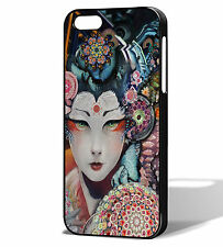 Geisha Girl iPhone 5s Case / Cover. fits iphone 5 / 5s & iPhone SE Colour Retro