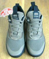 4e49601a2fee7 Vans Womens UltraRange Cub Brown Black Suede Mesh Skate Trail shoes Size  8.5 NWT