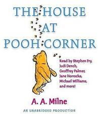 The House at Pooh Corner by A a Milne (CD-Audio, 2009)