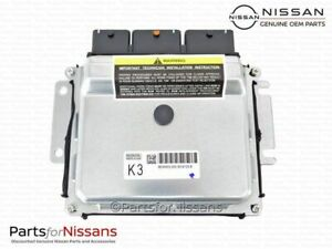 Genuine Nissan 2014-2018 Rogue ECM Engine Control Module 23703-4BA1A