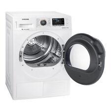 Secadora Samsung Dv90m6200cw 9kg B.calor a