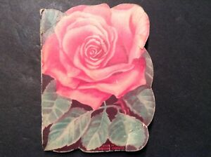 1950s Advertising Stanhome-Stanley Home Products, Rose Cover needle notions