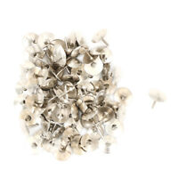 Silber 80 stücke Pins Daumen Reißzwecken Push Pins Bürobedarf Reißzwecke NiWTDE