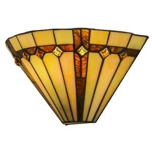 Meyda Lighting 13'W Belvidere Wall Sconce - 138902
