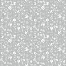 "2.2m/86""  wipe clean pvc christmas snowy silver xmas oilcloth TABLECLOTH CO"
