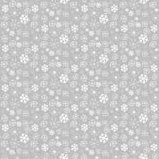 2.2 M / 218cm PVC Nettoyage facile Noël neige argent Noël Nappe toile cirée Co