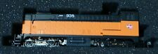 Atlas N #51017 Baldwin VO1000 No Step Guards - Standard DC - Milwaukee Road #938