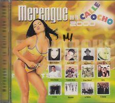 Maria Alejandra Ronny Soler Karis Merengue En La Calle Ocho 2000 CD New Sealed