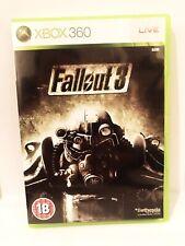 Fallout 3 (Xbox 360) schneller Versand viel Spaß, Online Spiel können, 18 Spaß erschießen