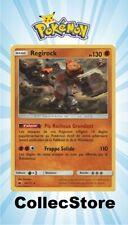 ☺ Carte Pokémon Regirock 53/111 VF NEUVE - SL4 Invasion Carmin
