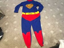 Superman all in one size m fancydress