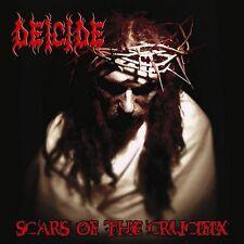 "Deicide ""Scars of the crucifix"" CD DEATH metal merce nuova!"