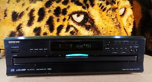 Onkyo DX-C390 6 Disc CD Player  Fully Working