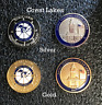Great Lakes Naval Station ~ Not RTC ~ U.S. Navy ~ Challenge Coins ~ Navy
