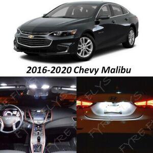 Las Mejores Ofertas En Iluminacion Y Lamparas Para 2017 Chevrolet Malibu Ebay