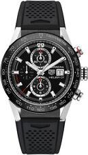 CAR201Z.FT6046 | Brand New Tag Heuer Carrera 43mm Black Dial Men's Watch