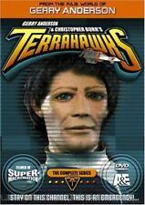 Terrahawks - Complete Series (DVD) 16 HOURS !! 5 Disc Set - Gerry Anderson