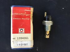 Vintage NOS Delco Remy Oldsmobile Temperature Sending Unit Switch 1994061