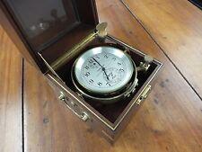 Hamilton Model 21 Marine Chronometer