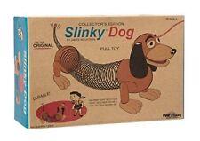 RETRO ORIGINAL SLINKY DOG WALKING SPRING TOY - BRAND NEW 18M+ PULL ALONG