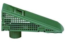 FROST KING Wedge Downspout Screen Universal, Green