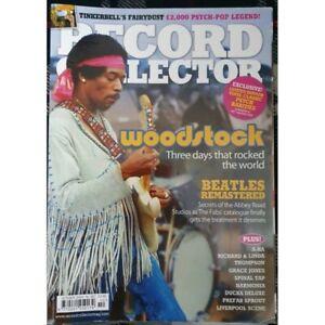 Record Collector Magazine October 2009 No.367 (024) woodstock beatles a-ha