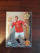 Wayne Rooney Manchester United 05/06 Shoot Out