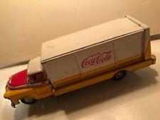 RARE 1950s Allen Haddock Coca-Cola Electric Truck; Excellent Condition; WOW!!
