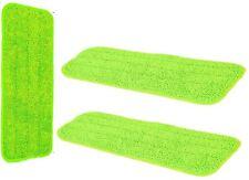Microfibra paños de piso fregona de reemplazo Pad Spray Mop Recarga cabeza Paño rellevar