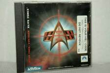 STAR TEK VOYAGER ELITE FORCE GIOCO USATO PC CD ROM VERSIONE INGLESE GD1 47643