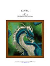 LUUKO - CROSS STITCH CHART