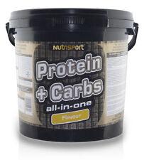 Proteínas y musculación creatinas fresa