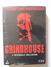 Grindhouse l'intégrale collector (Tarantino/Rodriguez), 3DVD, Horreur, NEUF!!!