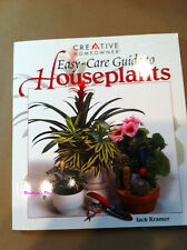 Easy-Care Guide to Houseplants by Jack Kramer Paperback
