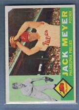 1960 Topps #64 Jack Meyer EX-MT   GO255