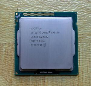 Processeur Intel Core i5-3470 3,2GHz Socket 1155