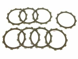 EBC Clutch Plate Set - Honda XL250 CB350 SL350 CB360 - 22201-286-010 - CK1132