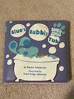 """VTG Blue's Clues """"Blue's Bubbly Bath"""" Bath Book"""