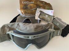 US Army REVISION DESERT LOCUST TACTICAL Goggle Schutzbrille Brille NEU