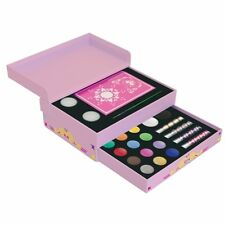 Snazaroo Small PRINCESS FACE PAINTING Gift Set (Paints/Guide/Sponges/Brushes+)
