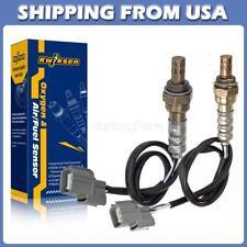 2xOxygen O2 Sensor Upstream&Downstream For Honda Civic 1.6L D16Y7 96 97 98 99 00