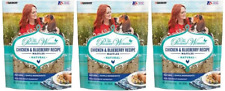 (3) The Pioneer Woman Chicken & Blueberry Recipe Waffles Natural Dog Treats, 9 o