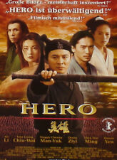 HERO - Lobby Cards Set - Yimou Zhang, Jet Li