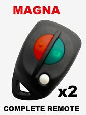 2 x Mitsubishi Remote Magna TH TW  1998 1999 2000 2001 2002 2003 2004 2005
