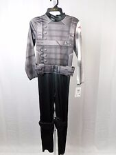 Avengers Initiative Captain America Winter Soldier Jumpsuit Costume Small #5116