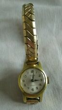 Vintage Avia 17 Jewels Ladies Watch for spares or repair Swiss Made