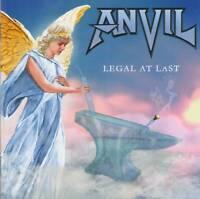 ANVIL - LEGAL AT LAST (+1 Bonus)(2020) Canadian Metal CD Jewel Case by Fono+GIFT