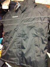 PRO STAR  managerJACKETS small med LARGE 40/42 IN NAVY AT£24 DORTMUND QUILTED