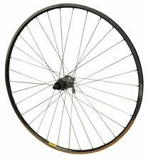 700c REAR Shimano Tiagra 32h Freehub Road Bike Mavic Open Sport Black Rim Wheel