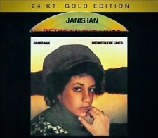 BOXSTAR GOLD CD GCD3009-2: Janis Ian - Between The Lines  - 2010 USA SEALED